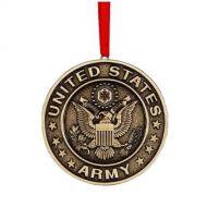 U.S. Army Metal Ornament
