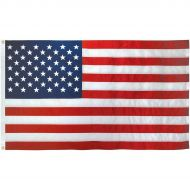 2 1/2' X 4' All-American All-Weather Nylon American Flag