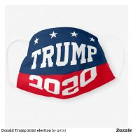 Donald Trump 2020 Election Cloth Face Mask