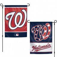 Washington Nationals 2-Sided Garden Banner