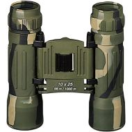 Camo Compact 10 X 25mm Binoculars