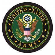 U.S. Army Wood Club Sign