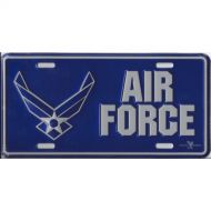 US Air Force Emblem License Plate