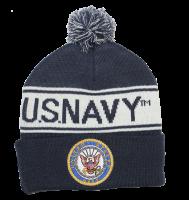 US Navy Pom Pom Hat