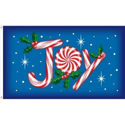 Premium Joy Flag - 3 ft X 5 ft