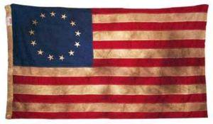 Heritage 13-Star American Flag