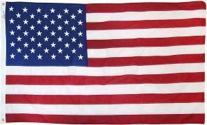 Americana Cotton U.S. Flag - 2 1/2 ft X 4 ft