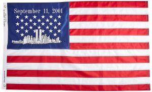 9/11 Remembrance Flag