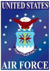 Air Force Banner