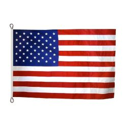 All-American All-Weather Nylon American Flag - 8 ft X 12 ft