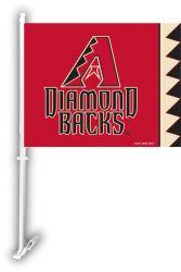 Arizona Diamondbacks - Car Flag