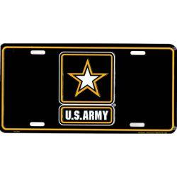 U.S. Army Star License Plate