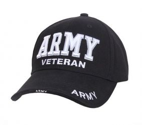 Army Veteran-Low Profile Cap