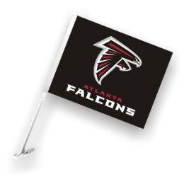 Atlanta Falcons - Car Flag