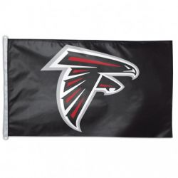 Atlanta Falcons Flag - 3 ft X 5 ft