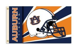 Auburn Tigers Flag - 3 ft X 5 ft