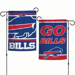 Buffalo Bills 2-Sided Slogan Garden Banner