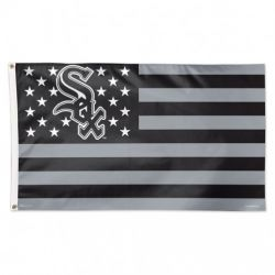 Chicago White Sox Stars and Stripes Flag