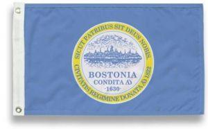 City of Boston Flags