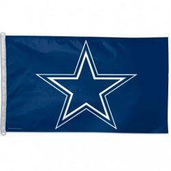 Dallas Cowboys Flag - Blue - 3 ft X 5 ft