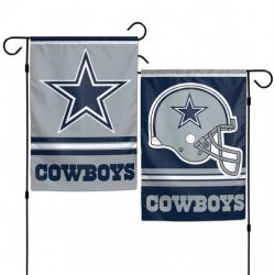Dallas Cowboys 2-Sided Garden Banner