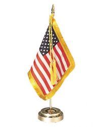 Envoy U.S. Flag Desk Display Set