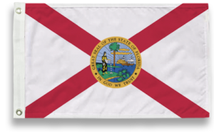 State-Tex Commercial Grade Florida State Flag - 5 ft X 8 ft