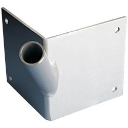 Single Corner Flagpole Bracket