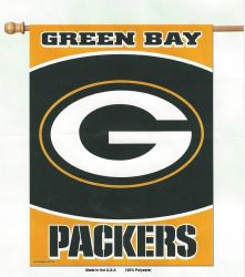 Green Bay Packers Vertical Banner