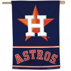 Houston Astros Vertical Banner