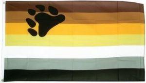 Bear Flag - 3 ft X 5 ft