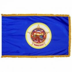3' X 5' Nylon Indoor/Parade Minnesota State Flag