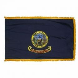 4' X 6' Nylon Indoor/Parade Idaho State Flag
