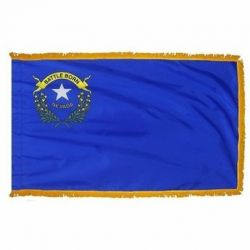 4' X 6' Nylon Indoor/Parade Nevada State Flag