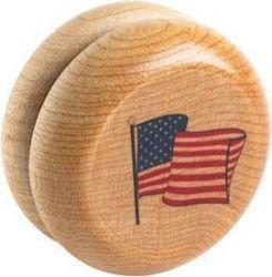 American Flag Yo Yo