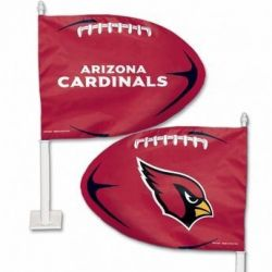 Arizona Cardinals - Car Flag
