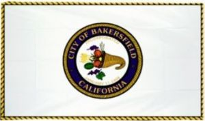 Bakersfield City Flags