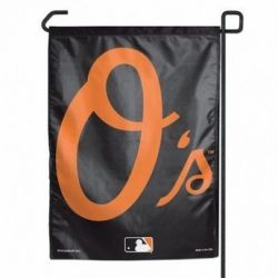 Baltimore Orioles Garden Banner