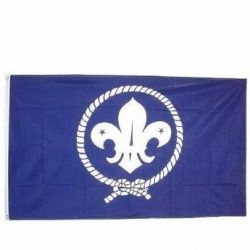 Boy Scout Flag