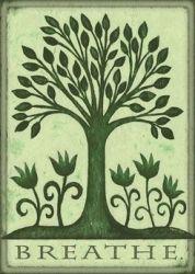 Breathe Garden Banner