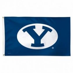 Brigham Young University Flag - 3 ft X 5 ft