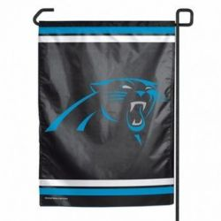 Carolina Panthers Garden Flag