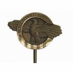 Cast Bronze WWII Veteran Grave Marker