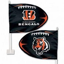 Cincinnati Bengals - Car Flag