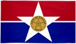 City of Dallas Flags