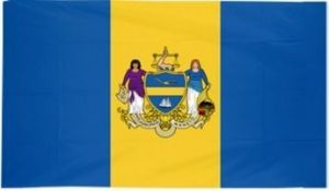 City of Philadelphia Flags