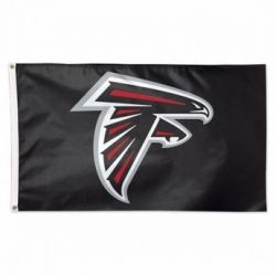 Deluxe Atlanta Falcons Flag - 3 ft X 5 ft