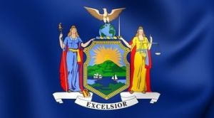 Econo-Poly Indoor/Outdoor New York State Flags