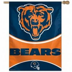 Full Color Chicago Bears Banner