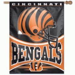 Full Color Cincinnati Bengals Banner